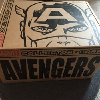 Bleeding Cool Unboxes The First Marvel Collector Corps Box