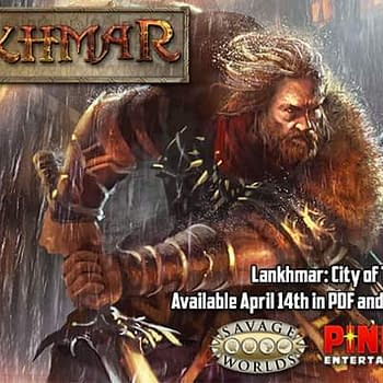 Lankhmar: City Of Thieves Brings Fantasy Classic To The Savage Worlds RPG