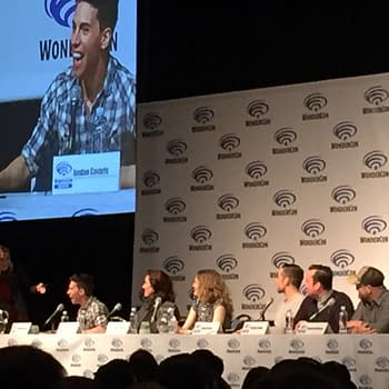 WonderCon 15 &#8211 Orphan Black Season 3 Will Rock Your World With Graeme Manson Kristian Bruun Jordan Gavaris Dylan Bruce Evelyn Brochu Maria Doyle Kennedy