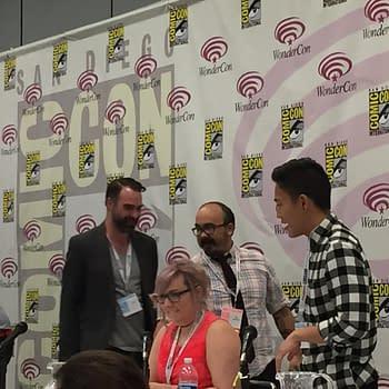 WonderCon '15 – Bathing Suits, Tights, And Burnside Fashion In Superhero Comics With Babs Tarr, Jake Wyatt, Brenden Fletcher, Kris Anka, And Kevin Wada