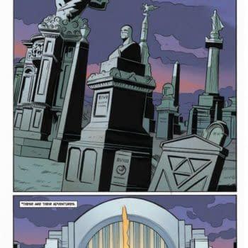 Take A Spin Around The Grand Superhero Graveyard Of Jupiter's Circle