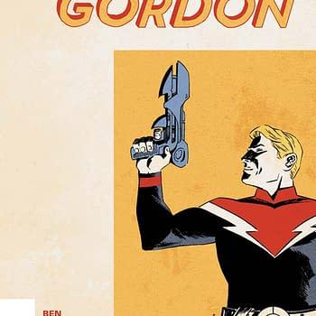 The Process Art Of Lee Ferguson For King: Flash Gordon #3