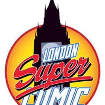 Orbital In Conversation – Live From London Super Comic Con With 2000AD, Valiant, And Friends!