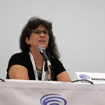 WonderCon '15: Down With Creative Block! Banishing The Blank Page With Barbara Randall Kesel