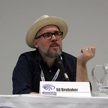 Be A Fearless Writer &#8211  Spotlight On Ed Brubaker At WonderCon 15