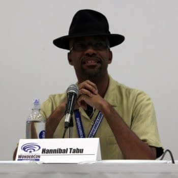 Wondercon '15 – The Writers Journey – 'Finish What You Start'