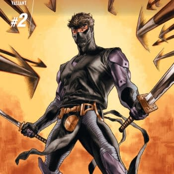 Valiant Previews – Ninjak #2, Divinity #3 And Ivar, Timewalker #4