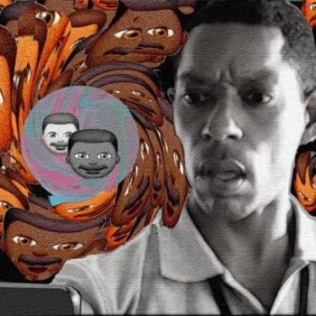 Those Little Colored People And Orlando Jones – Michael Davis, From The Edge