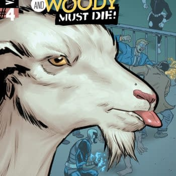 The Final Issue Of Quantum And Woody Must Die Is Coming