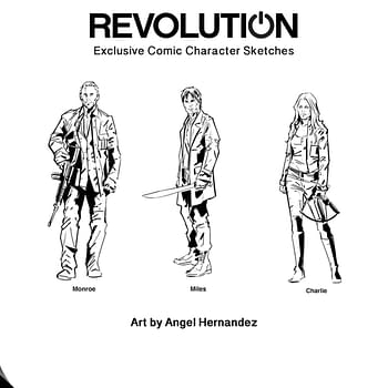 NBCs Revolution Concludes As DC Digital Comic #RelocateRevolution