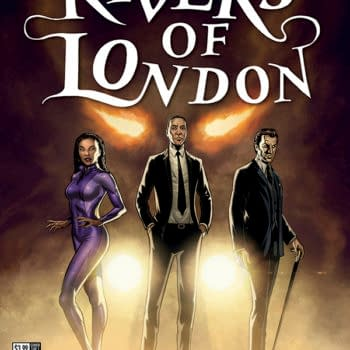 The Rivers Of London Novels Are Branching Out Into Comics This July