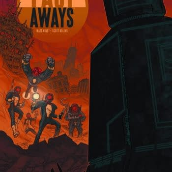 Advance Review: Past Aways #2 Channels Lost In Space