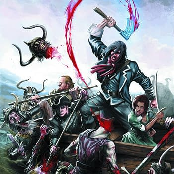 George Washington, Ben Franklin & Paul Revere Wield Mystical Powers: Preview The Order Of The Forge From Dark Horse