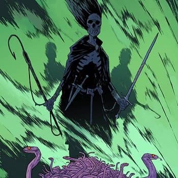 Dead Or Not Lets Give Em Hell &#8211 Preview The Witcher: Fox Children #2 From Dark Horse