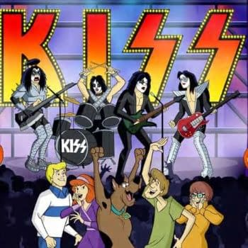 Kiss Meets The Scooby Gang