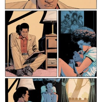 Inside Shaft #5 With The Art Of Bilquis Evely