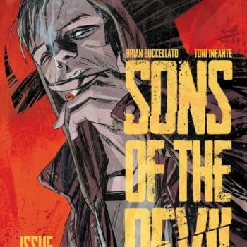 Sons Of The Devil – A Psychological Tale By Buccellato And Infante