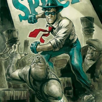 Eric Powell And Dan Schkade Sign On For Will Eisner's The Spirit
