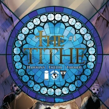 Top Cow Brings The Tithe To Comic Shops This Week