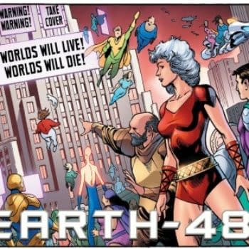 Bitch Planet Matches Multiversity, Convergence And Justice League For Meta Moment