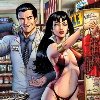 Ash Meets Vampirella In New Four Issue Miniseries