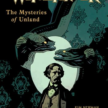 An Eerie Eel Spectacular In Edward Grey: Witchfinder Vol. 3 &#8211 Talking With Maura McHugh And Kim Newman Plus Free First Issue