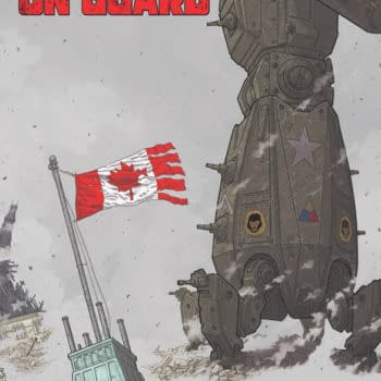 We Stand On Guard, Island, Wolf And Bloodstrike From Image's July 2015 Solicitations
