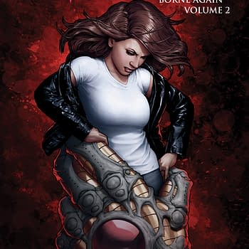 Witchblade #182 And Three Trades In Shops This Week From Top Cow
