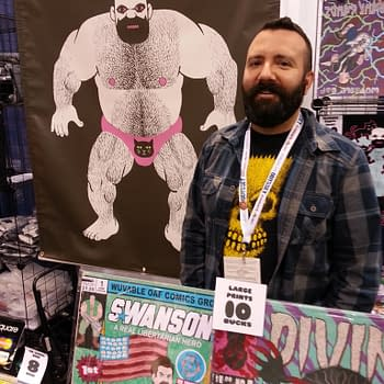 WonderCon '15 – Talking With Ed Luce About Wuvable Oaf From Fantagraphics
