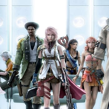 Final Fantasy 13 Is On Mobile Devices In Japan
