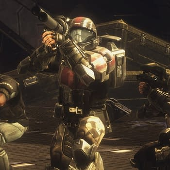 Halo: ODST Is Actually Being Rolled Out Today For The Master Chief Collection