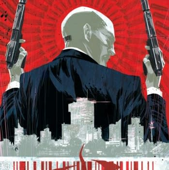 Hitman: Agent 47 Gets A Comic From BOOM
