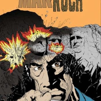 Spotlight On Indie Comics – Man Vs. Rock With Co-Creator Kevin Bieber