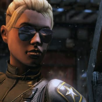 There Will Be A New Mortal Kombat X Character Revealed At The Game Awards