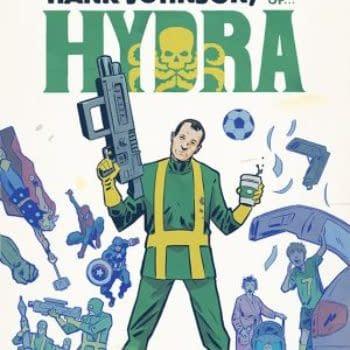 Marvel Announces Hank Johnson, Agent Of Hydra By Seinfeld's David Mandel