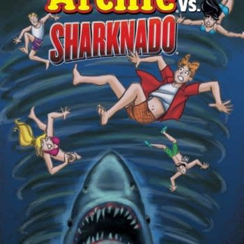Archie Vs. Sharknado In July. Seriously. Not A Late April Fool. This Is Happening.