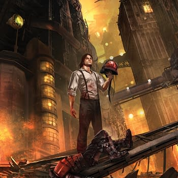 Prepare for Archaias New Steampunk Comic Series: Lantern City