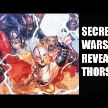 A Comic Show – Secret Wars and Revealed Thors!