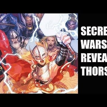 A Comic Show &#8211 Secret Wars and Revealed Thors
