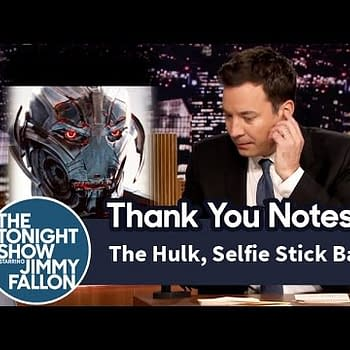 Jimmy Fallon Tries To Figure Out The Hulks Pants