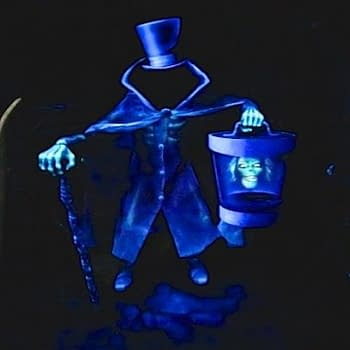 The Hatbox Ghost Returns To The Haunted Mansion