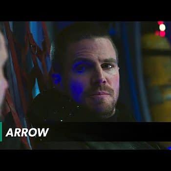 Oliver Dreams Of Becoming Ras al Ghul In Season Finale