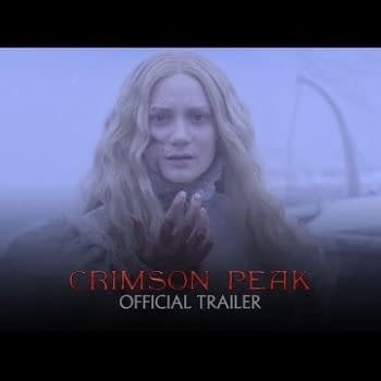 """""""Ghosts Are Real… I See Them Everyday"""" – Full Trailer For Crimson Peak"""