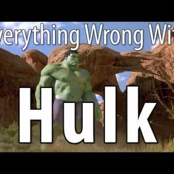Everything Wrong With The Ang Lee Hulk And The Incredible Hulk