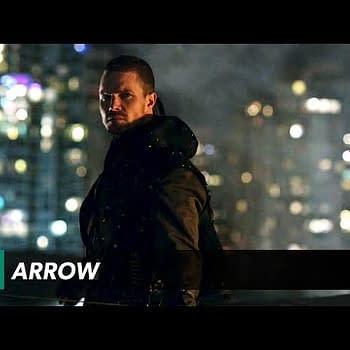 Arrow Stunts &#8211 Oliver Queen Vs. Ras Al Ghul