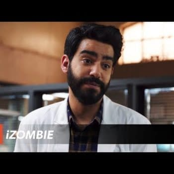 Making Zombie Rats Dance – Clip From iZombie