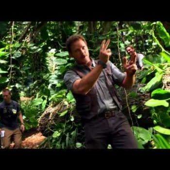 Chris Pratt And Jurassic Stunts 101