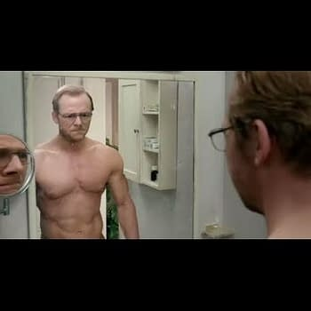 Simon Pegg Gets Everything He Wishes For In Absolutely Anything