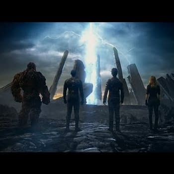 New Fantastic Four Footage In Phone App Commercial