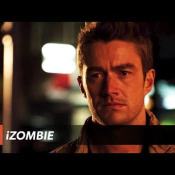 The Shorts To Socks Ratio – Clip And Trailer For iZombie: Astroburger